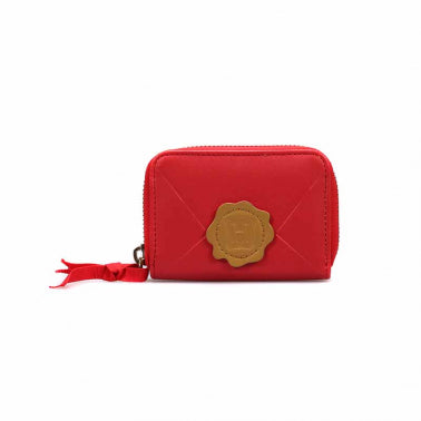 Harry Potter coin purse with Howler letter in red