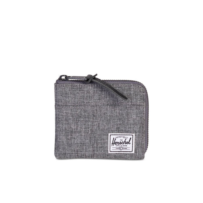 Herschel Johnny Wallet Grey Fashion Herschel - Brand Academy Store
