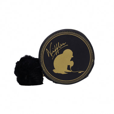 Harry Potter coin purse with Niffler from Fantastic Beasts in black