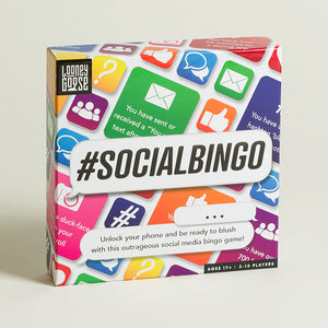 Card Game Social Bingo Multicoloured