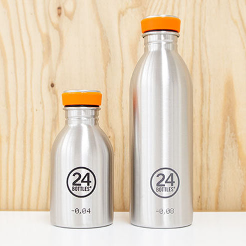 Water Bottle Lightweight 250ml Steel