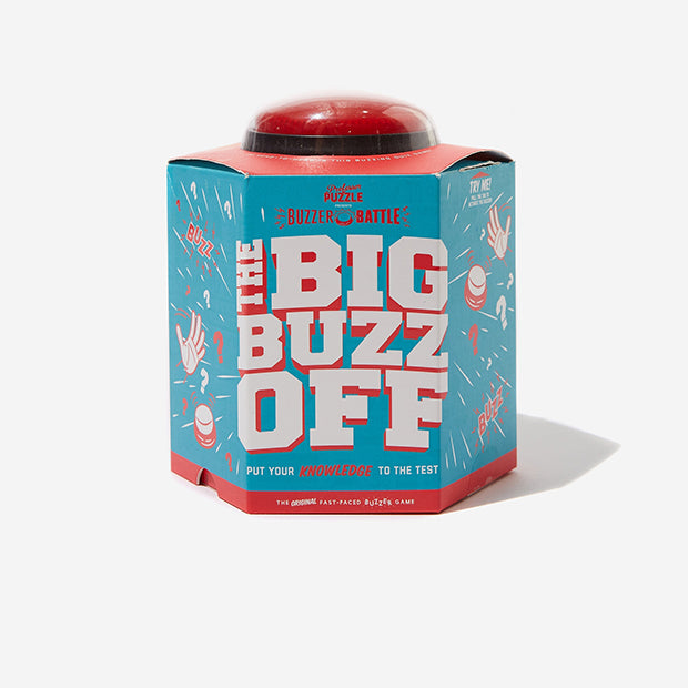 Load image into Gallery viewer, Quiz Game 'The Big Buzz Off' Red