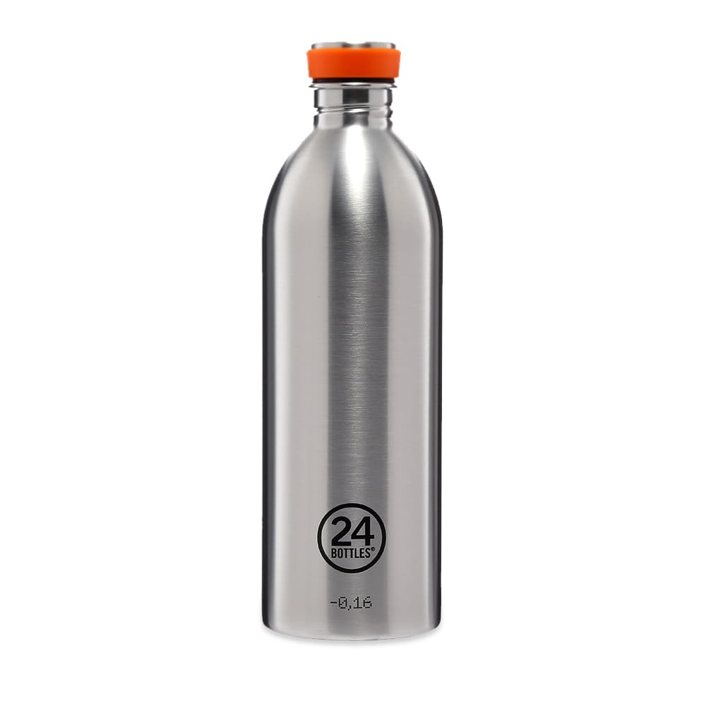 Water Bottle Lightweight 1L Steel