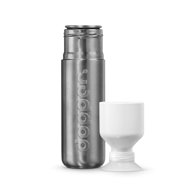 Dopper small solid steel water bottle