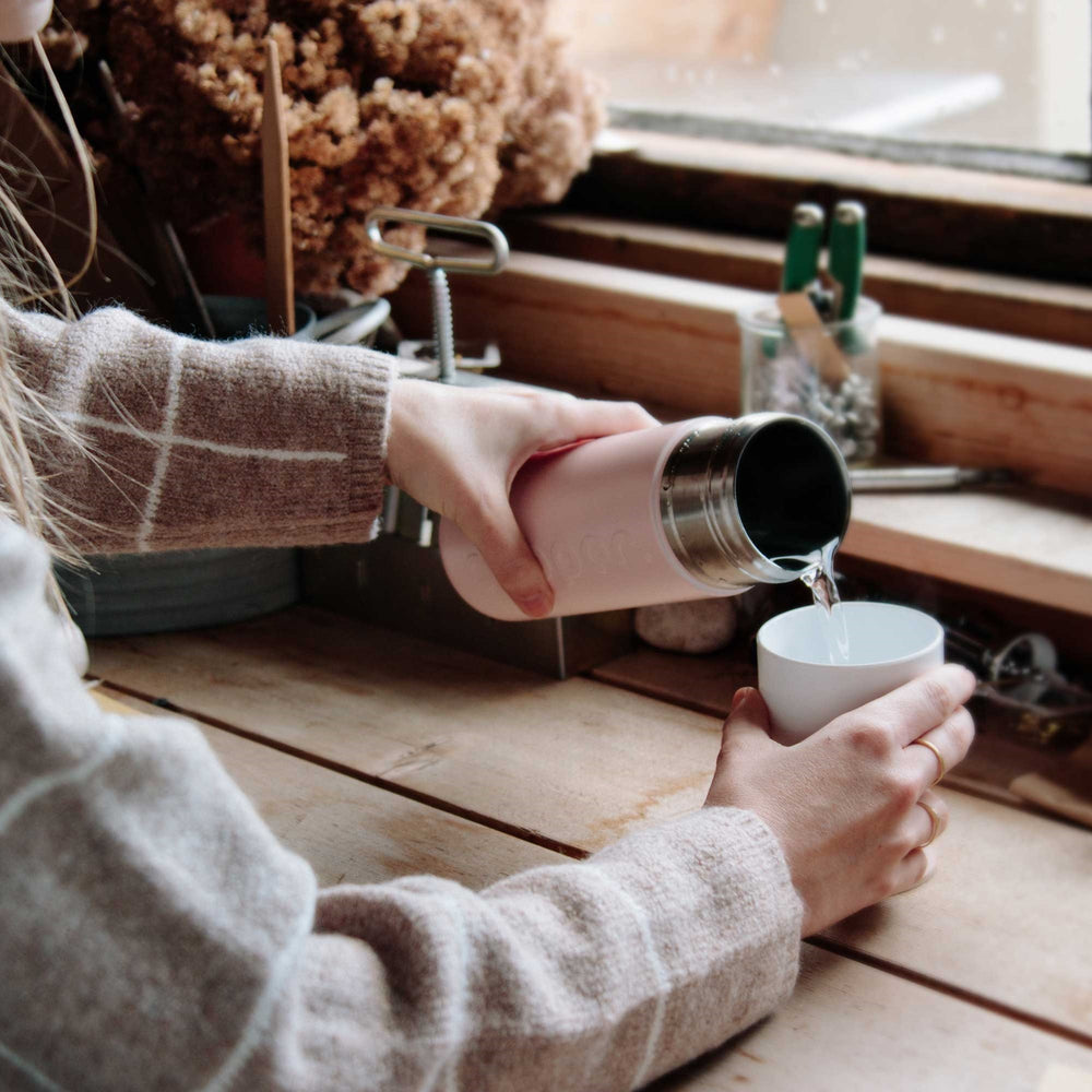 Dopper insulated bottle 580ml | Pink
