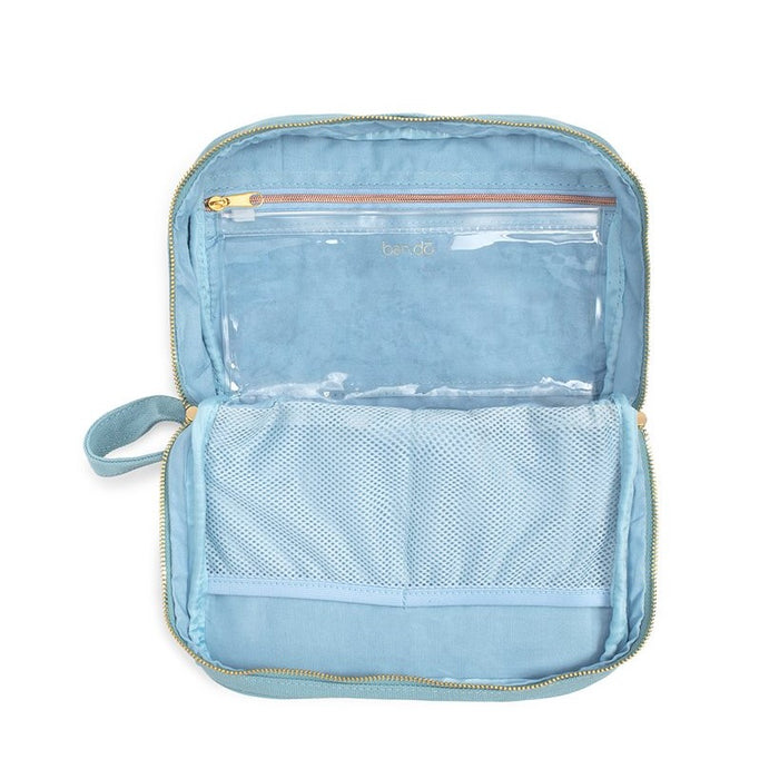 First Class toiletries travel bag Travel Ban.do - Brand Academy Store