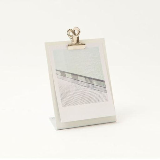Small clipboard frame in white
