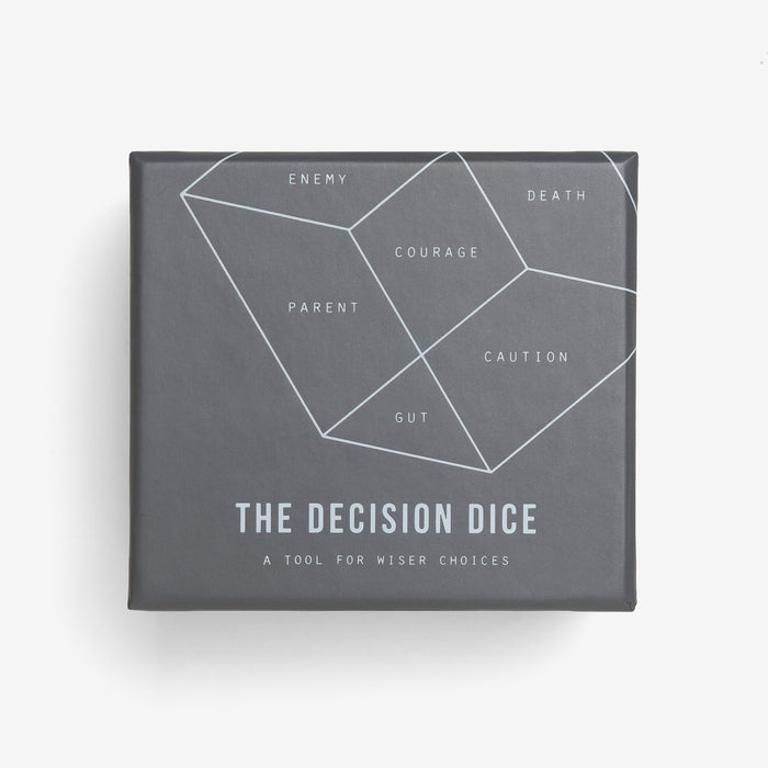 The decision dice Game The School of Life - Brand Academy Store