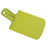 "Mini ""Chop2Pot"" chopping board - green Kitchen Joseph Joseph - Brand Academy Store"