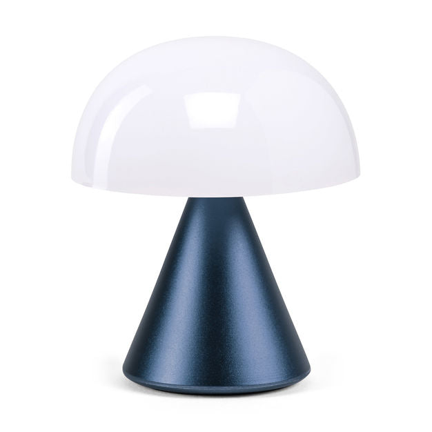 Mini portable LED Light 'Mina' in dark blue