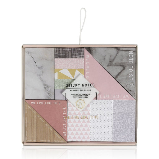 Sticky Notes Set Stationery NPW - Brand Academy Store