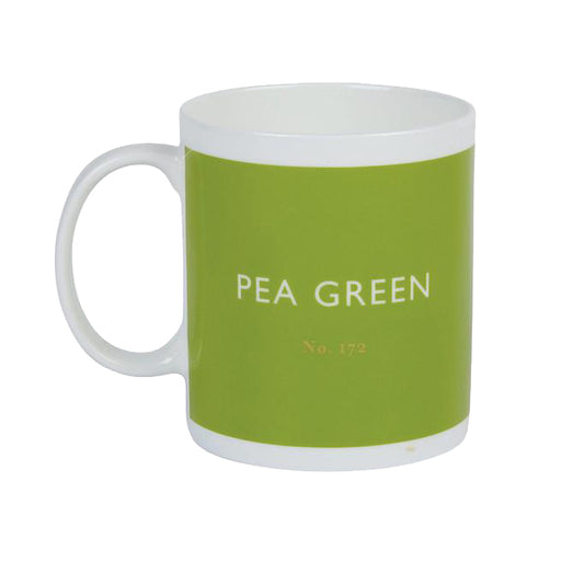 Pea green mug Kitchen Designed in Colour - Brand Academy Store