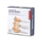Mice cheese knives - set of 3 Kitchen KIKKERLAND - Brand Academy Store