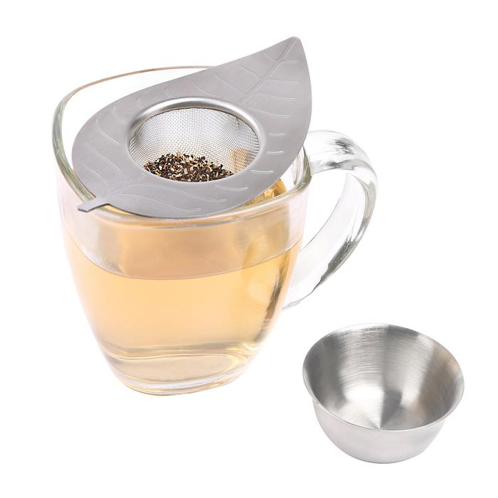 Tea Strainer Leaf
