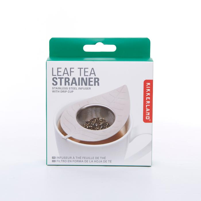 Load image into Gallery viewer, Tea Strainer Leaf