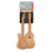 Rockin' guitar wooden salad servers Kitchen KIKKERLAND - Brand Academy Store