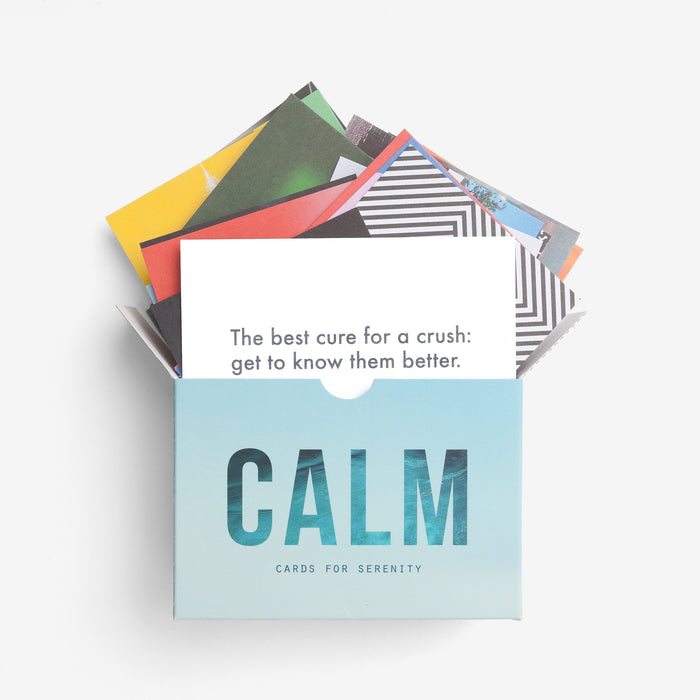 Calm prompt cards Game The School of Life - Brand Academy Store