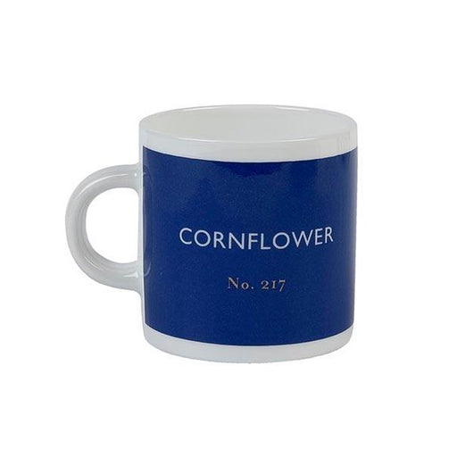 Cornflower blue espresso cup Kitchen Designed in Colour - Brand Academy Store
