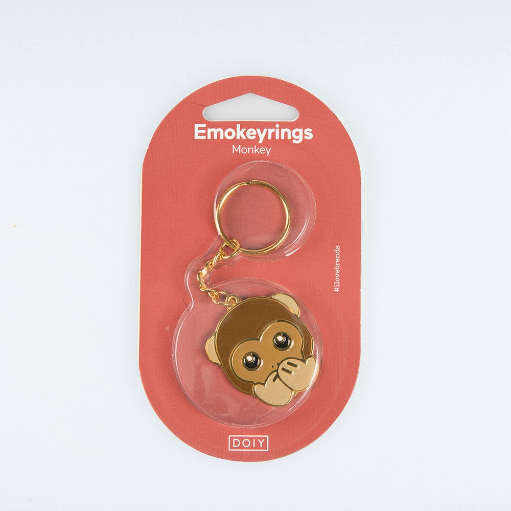 Emokeyrings Monkey