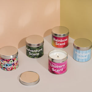 Rainbow scented candle Home Doiy - Brand Academy Store