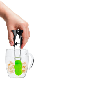 Tea Infuser Strainer Teafu in Green