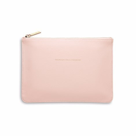 Medium pouch blush