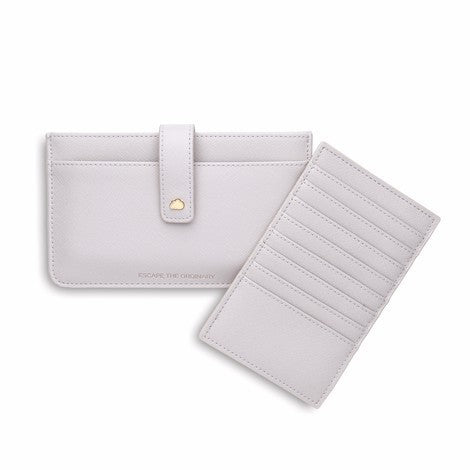 Travel wallet grey