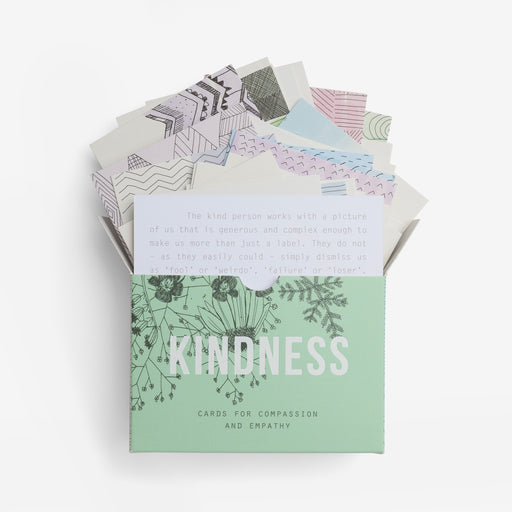Kindness prompt cards Game The School of Life - Brand Academy Store
