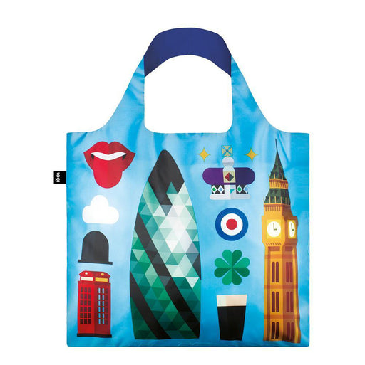 London foldable tote bag | Hey Studio