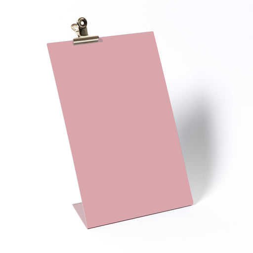 Clipboard frame large in pink Home block - Brand Academy Store