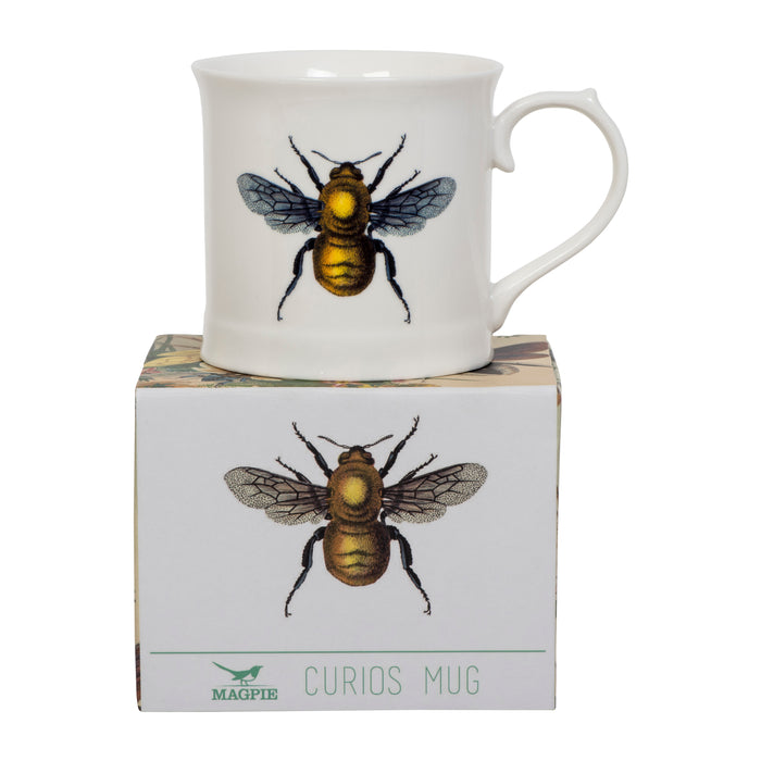 Bee mug Kitchen cubic - Brand Academy Store