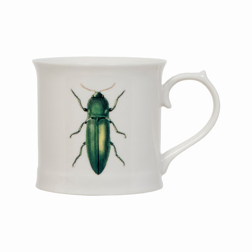 Green beetle mug Kitchen cubic - Brand Academy Store