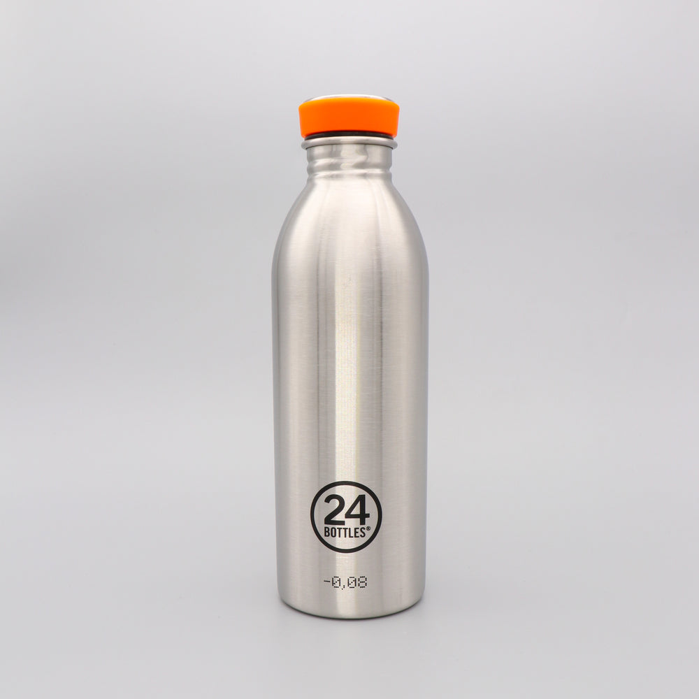 Water Bottle Lightweight 500ml Steel