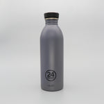 Water Bottle Lightweight 500ml Formal Grey