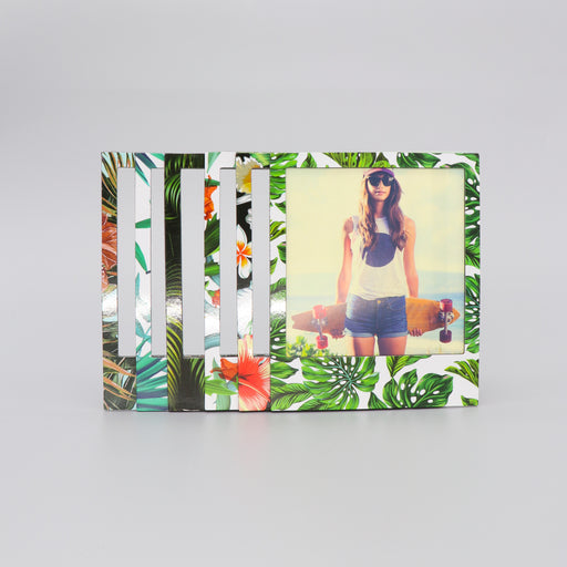 Magnetic Picture Tropical Polaroid Frames Set of 6