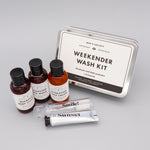 Personalised Gift Weekender Wash Kit