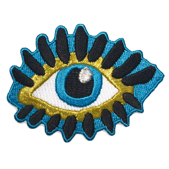 Evil Eye stitch-on patch Misc U Studio - Brand Academy Store