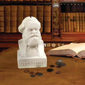 Load image into Gallery viewer, Karl Marx 'Das Kapital' Bank Coin Collector