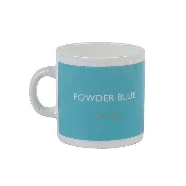Powder blue espresso cup Espresso cup Designed in Colour - Brand Academy Store