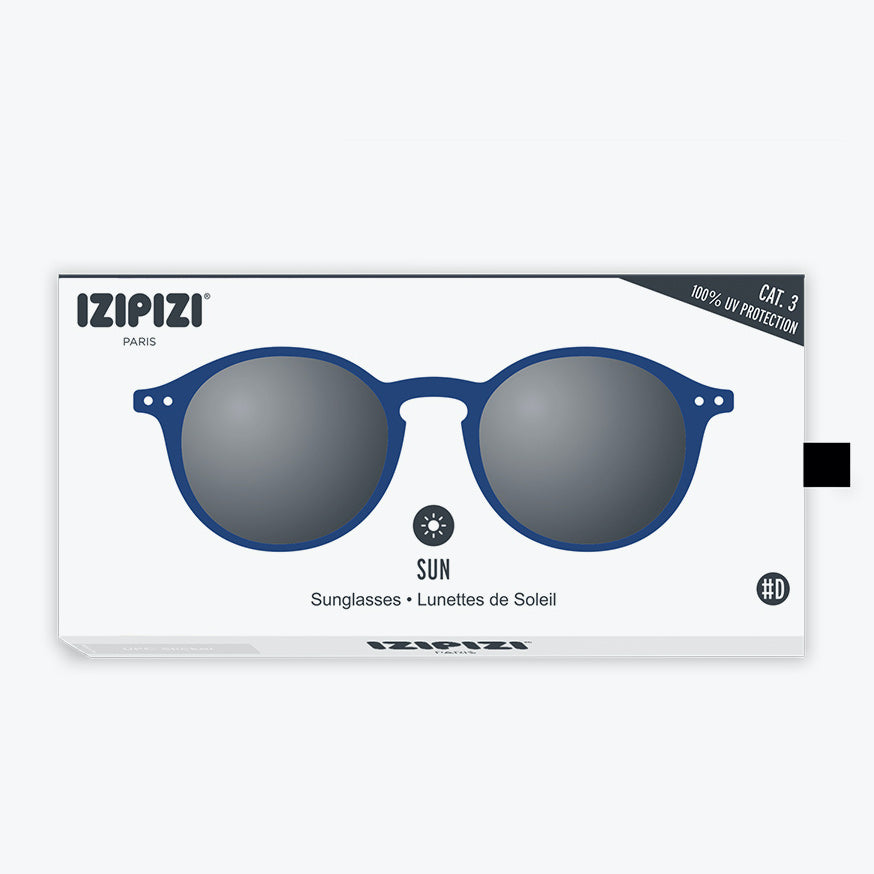 Sunglasses Style D Navy Blue