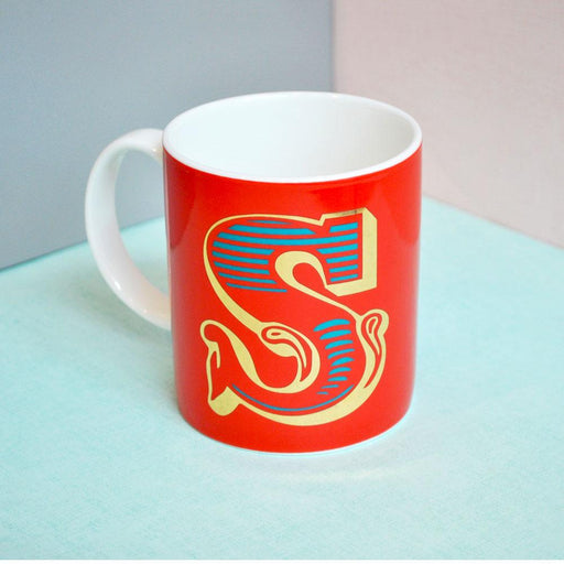 S | Luxury china mug Kitchen Huey - Brand Academy Store