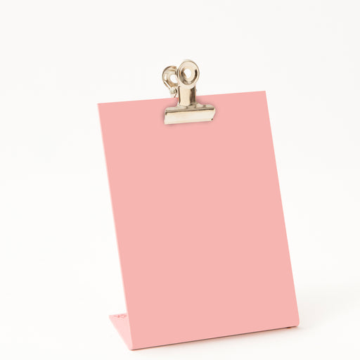 Clipboard frame small pink Home block - Brand Academy Store