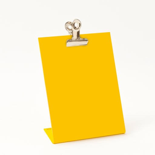 Clipboard frame small yellow Home block - Brand Academy Store