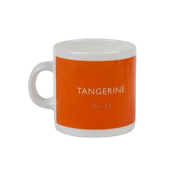 Load image into Gallery viewer, Tangerine espresso cup