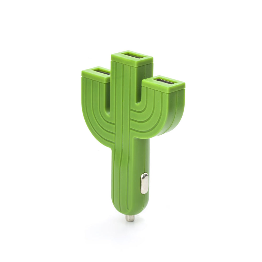 Load image into Gallery viewer, Cactus car charger Tech KIKKERLAND - Brand Academy Store
