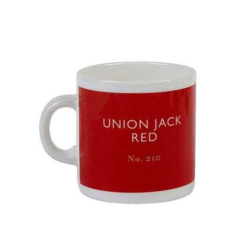 Union Jack red espresso cup Espresso cup Designed in Colour - Brand Academy Store