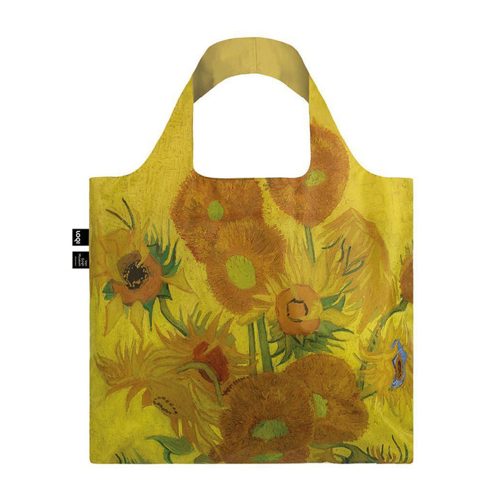 f105e044b8 Sunflowers foldable tote bag