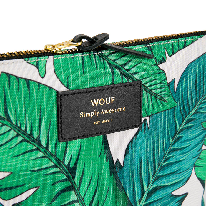 Tropical large pouch Stationery Wouf - Brand Academy Store