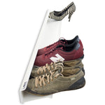 J-ME - Floating Shoe Rack 700mm - White