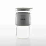 Brewing Cup Heat Proof Travel Glass Mug